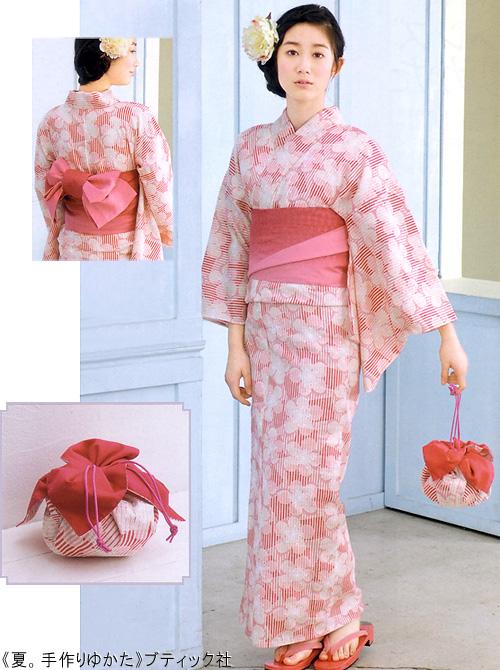 梅の花が浮き立つ♪キュートな浴衣♪