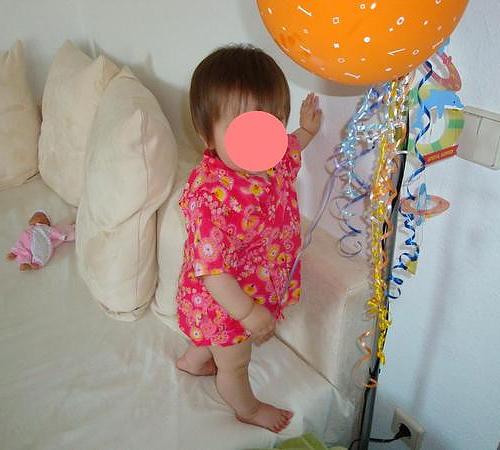 赤ちゃん甚平